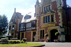 Wood Norton Hall has undergone a £4m revamp