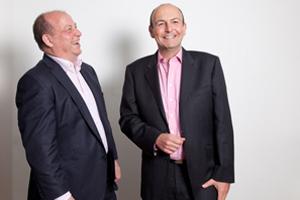 Dale Parmenter and Pete Constanti