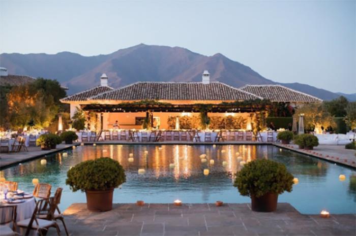 Finca Cortesín Hotel won the top gong. Credit: @FINCACORTESIN