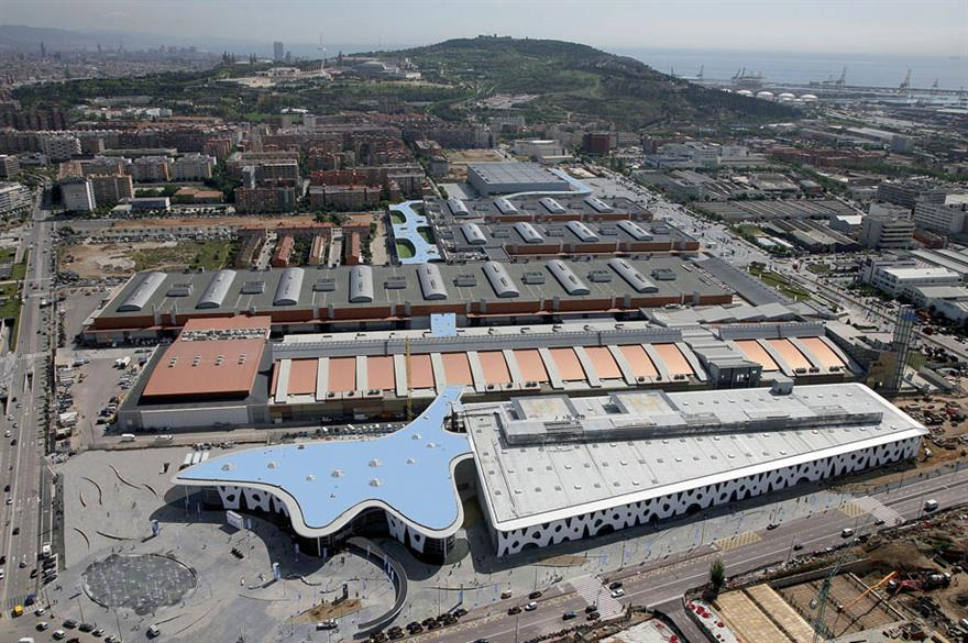 Some 75,000 people are expected to attend MWC 2014 at the Fira Gran Via, Barcelona