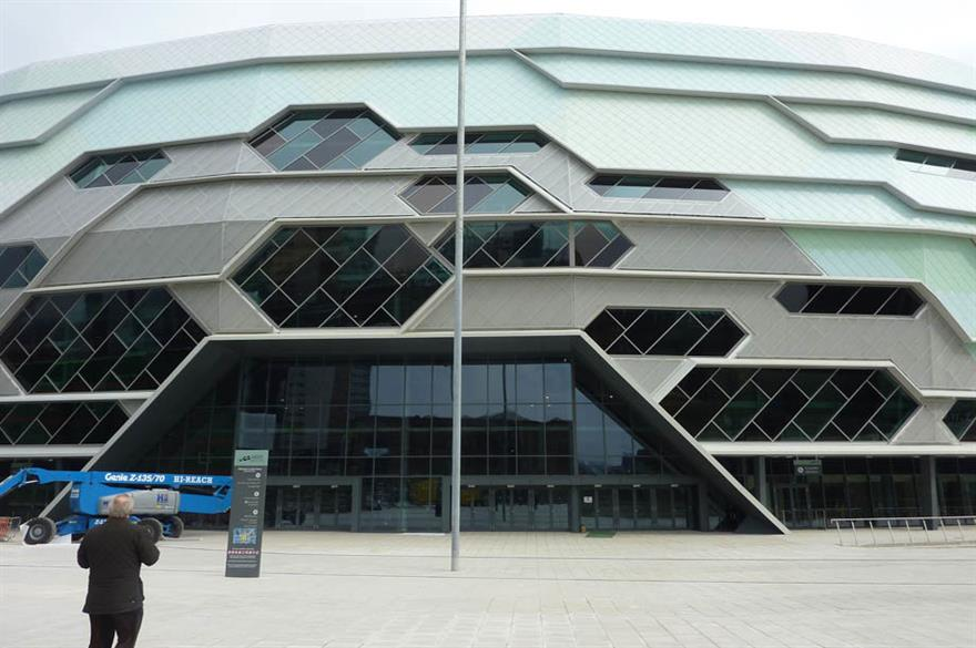 First Direct Arena, Leeds, Yorkshire