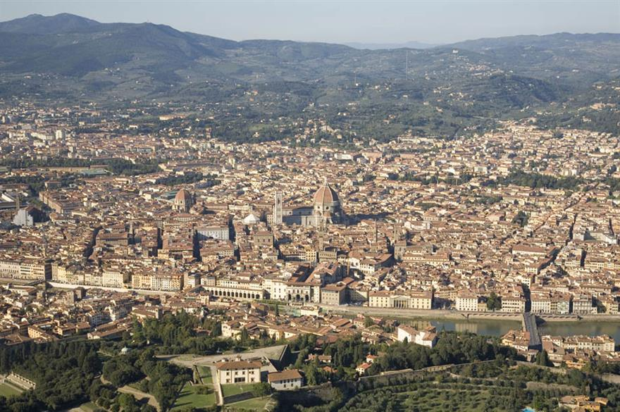 Florence chosen for three major 2015 conferences (c. Firenze Convention Bureau)