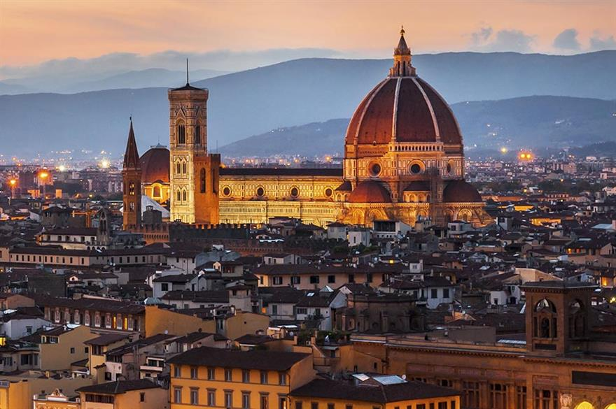 Florence, Italy (©iStockphoto.com)