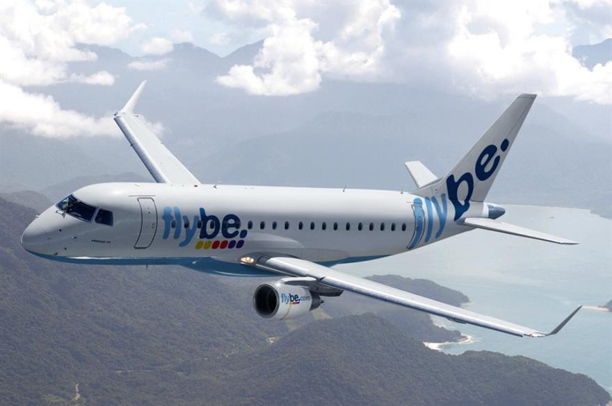 Flybe: new route to Vienna