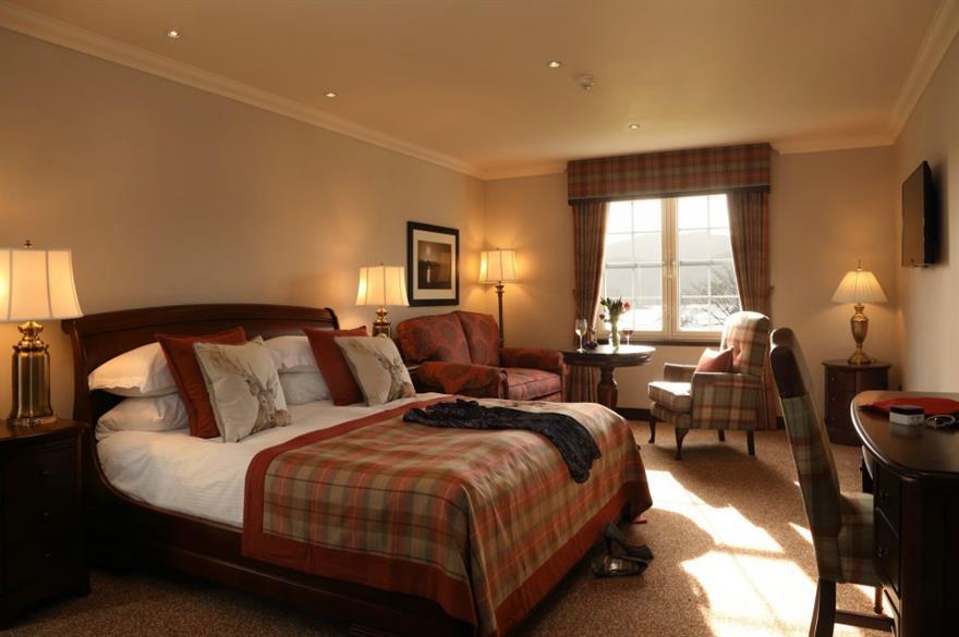 Macdonald Forest Hills Hotel & Spa: makeover