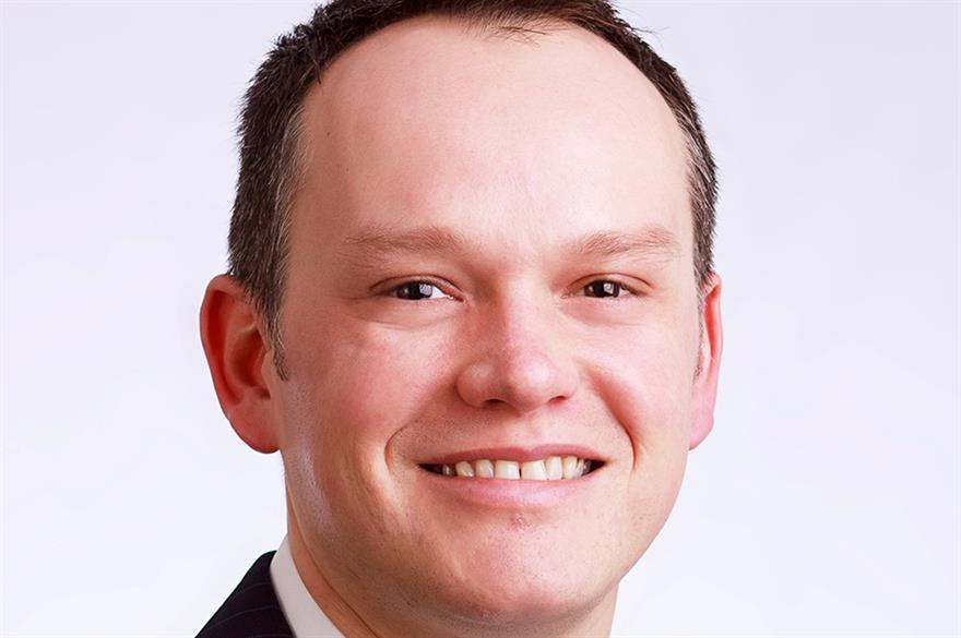 Gavin Houston, Ashfield Meetings & Events