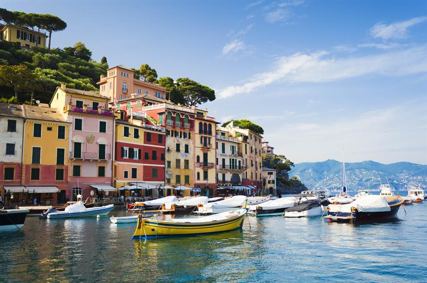 Genoa in Italy (Image credit: iStock)