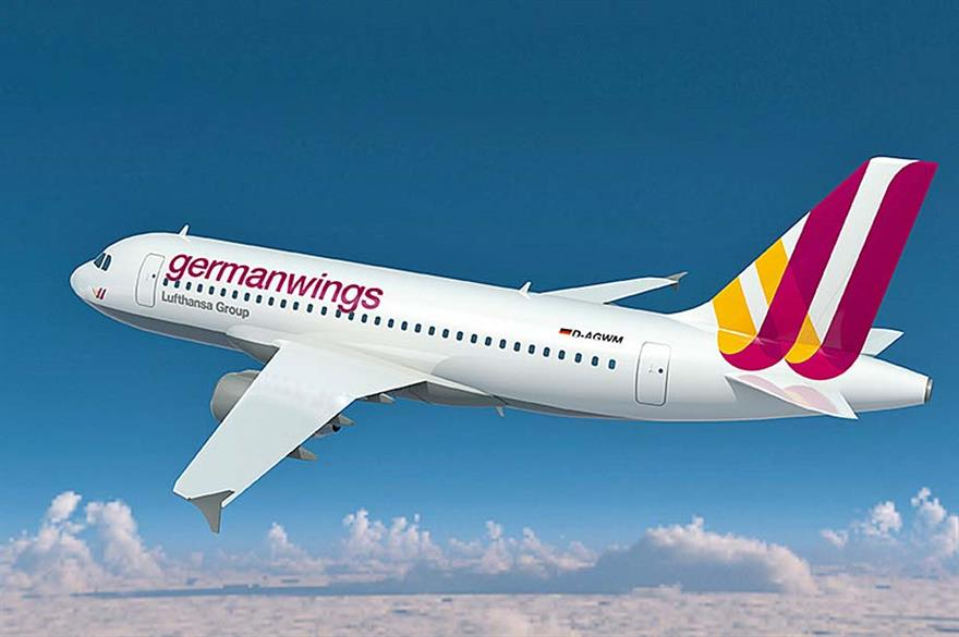 Germanwings launches London to Dusseldorf route