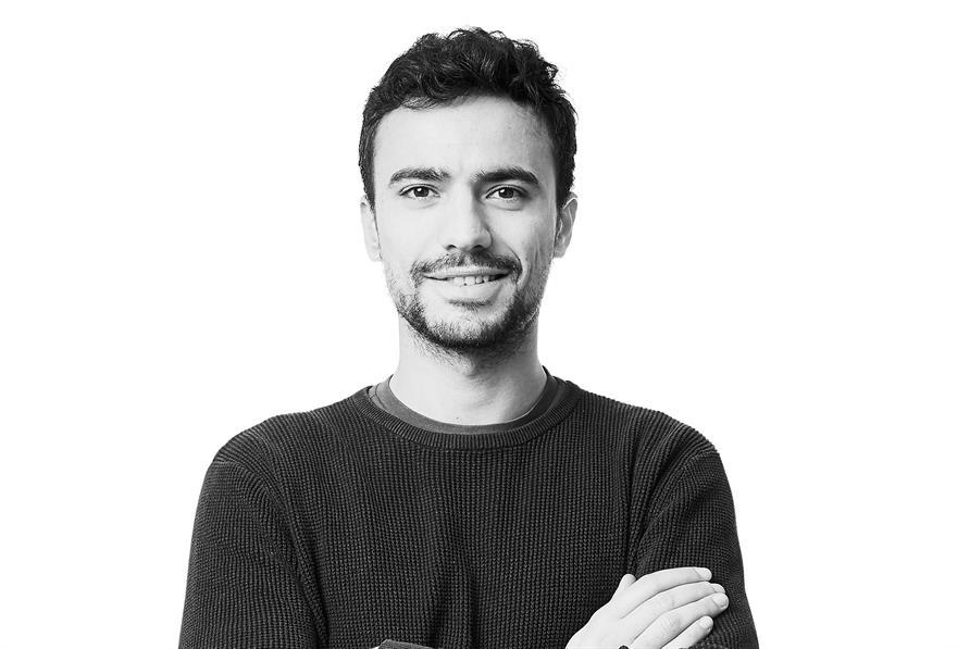 Gianluca Santosuosso, senior experience designer at FreemanXP