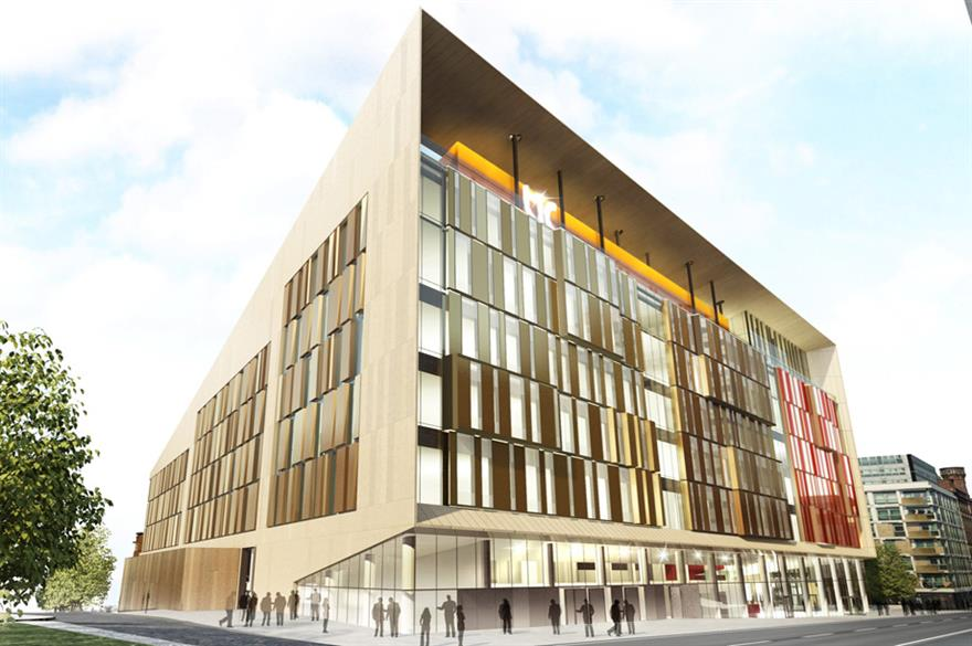 Glasgow: state-of-the-art conference centre to open in 2015