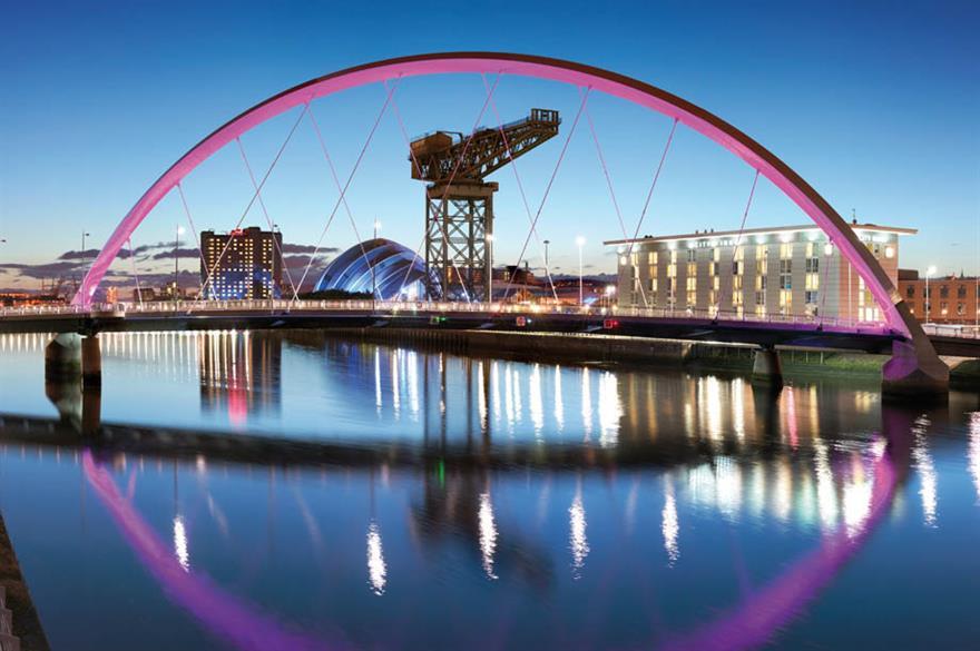 Glasgow SECC, Scotland