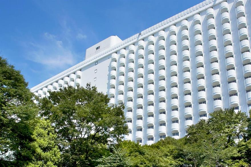 Grand Prince Hotel New Takanawa: will host conference in 2026