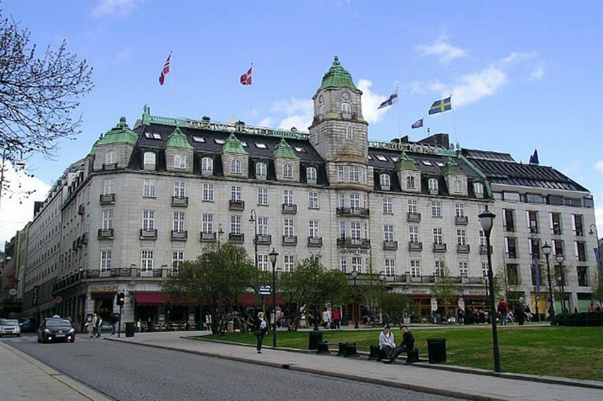 Oslo's Grand Hotel