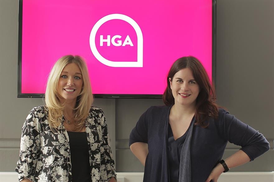 Annabelle Williams and Laura Rhall join HGA
