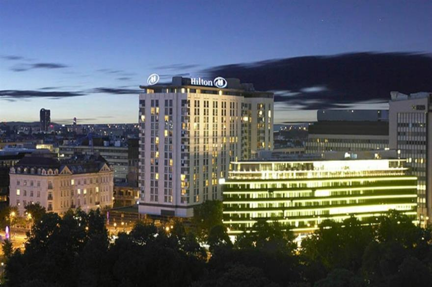 Hilton Vienna: host venue for medical congress