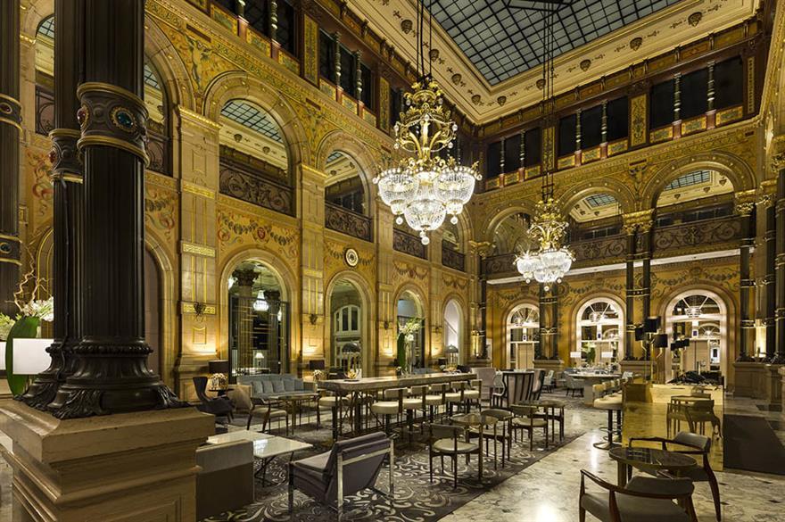 Hilton Paris Opera hotel