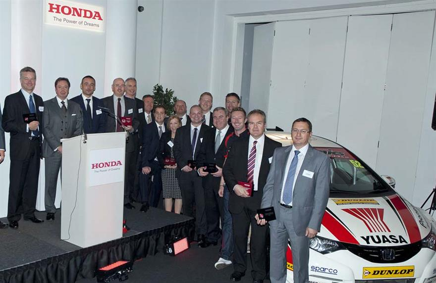 Honda UK is to host a dealer conference in Manchester this
