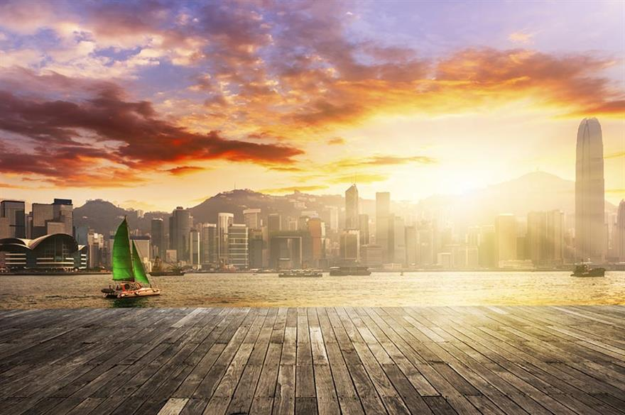 Hong Kong (©iStockphoto.com)