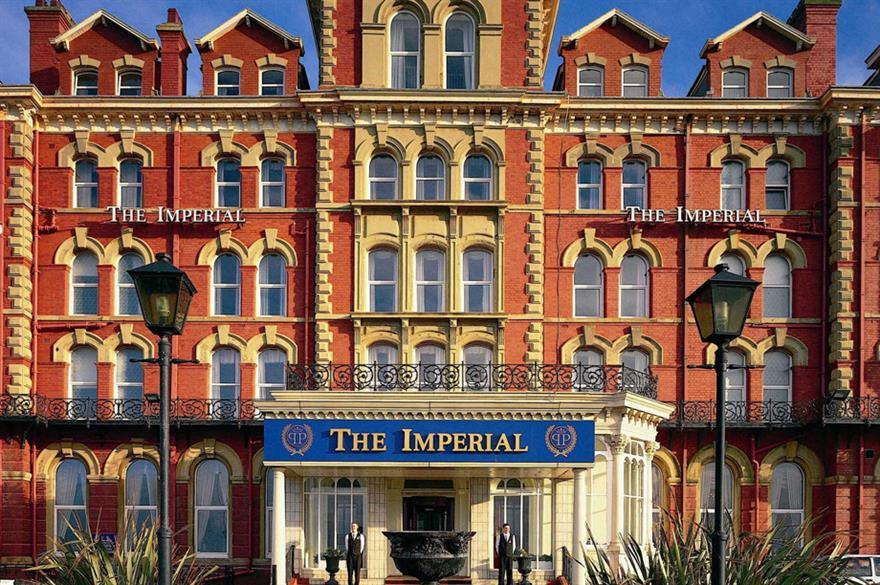 The Imperial in Blackpool