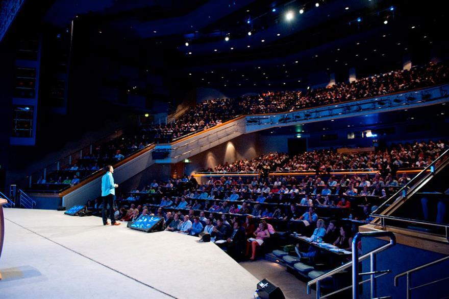 National Entrepreneurs Convention returns to ICC Birmingham