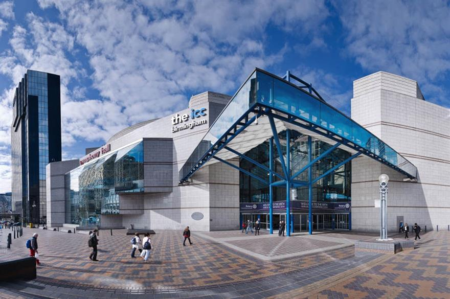 The Juice Plus+ National Leadership Convention will return to the Birmingham ICC this year