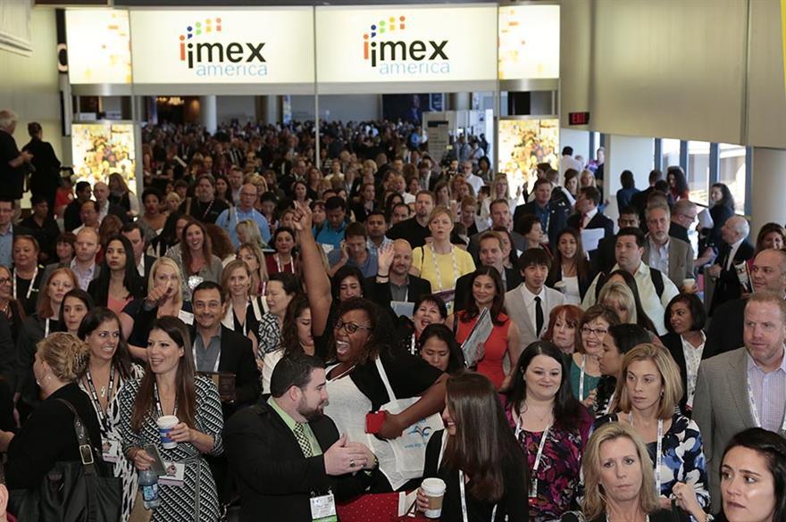 IMEX America 2015 - day one