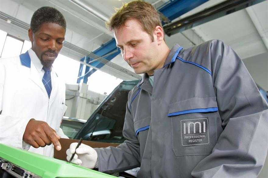 Institute of the Motor Industry appoints RPM