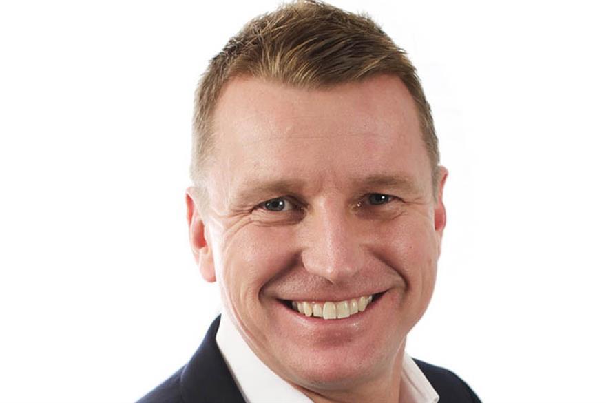 Ian Cumming, MD, CWT Meetings & Events UK & Ireland