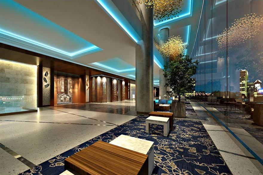 InterContinental London - The O2 to open late 2015