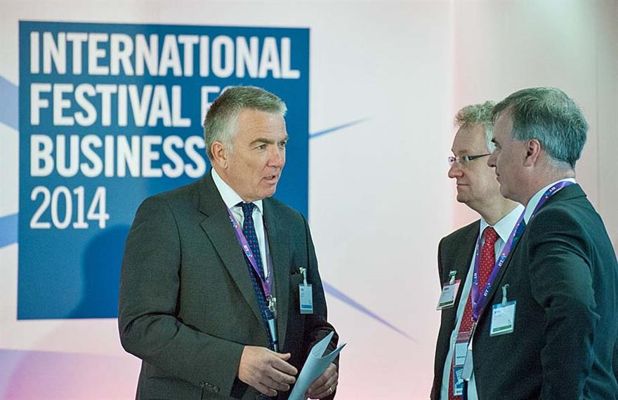 In Pictures: International Festival for Business 2014 in Liverpool