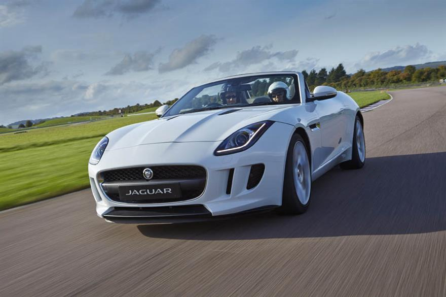 Grass Roots loses Jaguar account