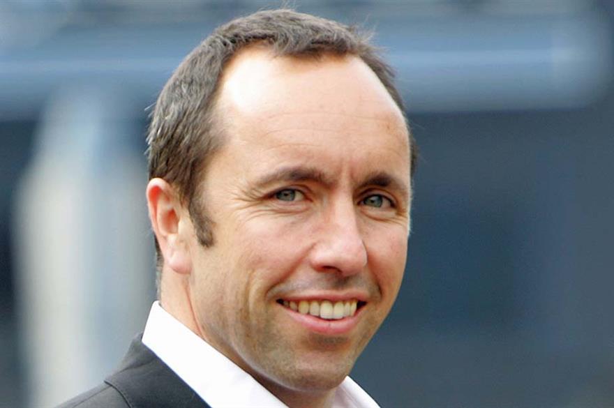 SECC's ex-CEO John Sharkey sets up consultancy