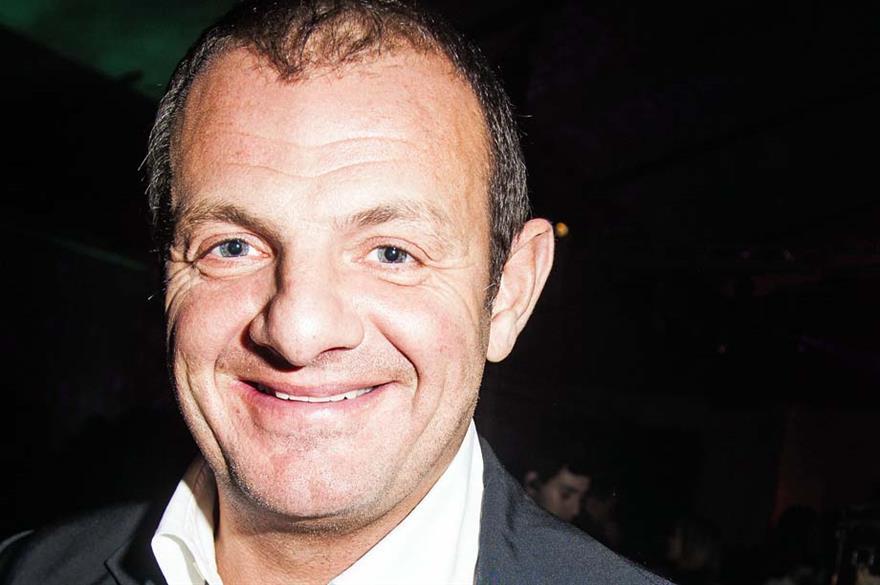 Julian Agostini, managing director of Mash Media