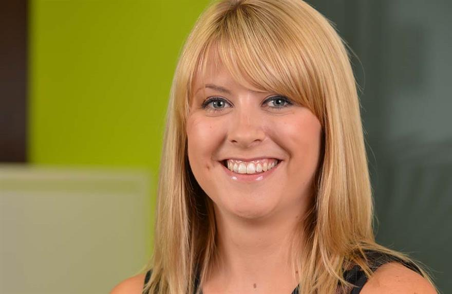 Katie Mather, head of business development at The Fresh Group
