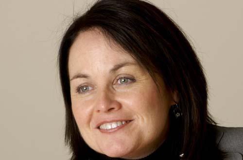 ICCA UK and Ireland Chapter's chair, Kerrin MacPhie