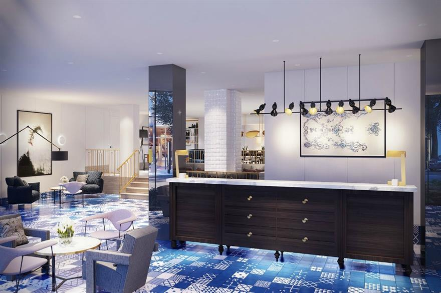 IHG launches Kimpton brand in Europe with Amsterdam property