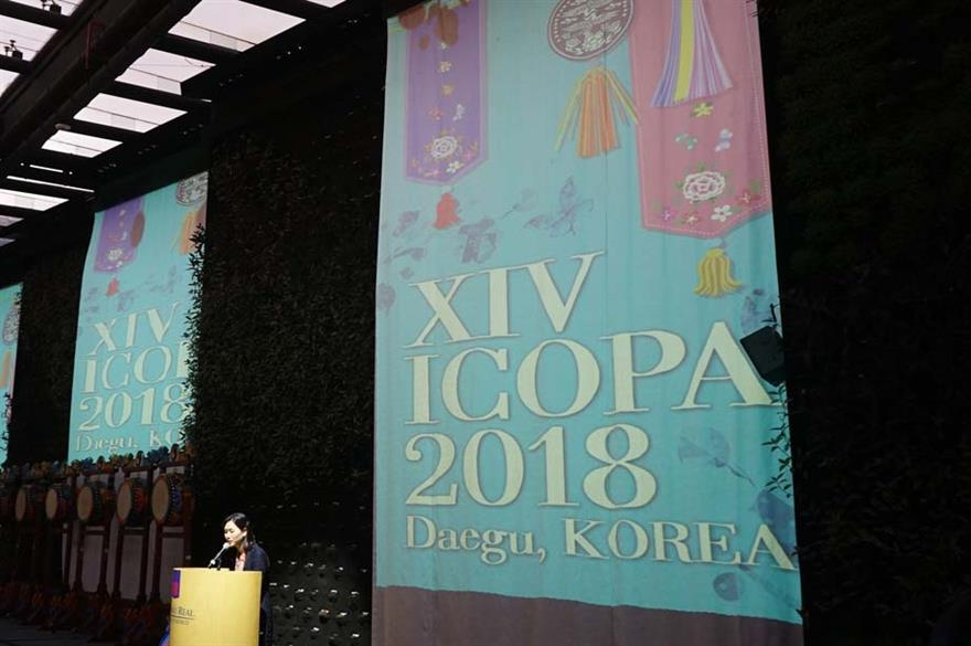 Daegu in Korea beat Bangkok in a bid for a 2018 parasitology congress