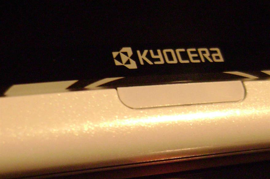 Kyocera appoints Pickled Egg (C. Zoovroo)