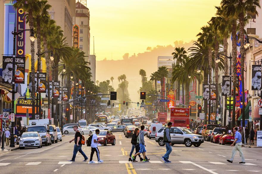 LA is on the list of 'top destinations' (©iStockPhoto.com)