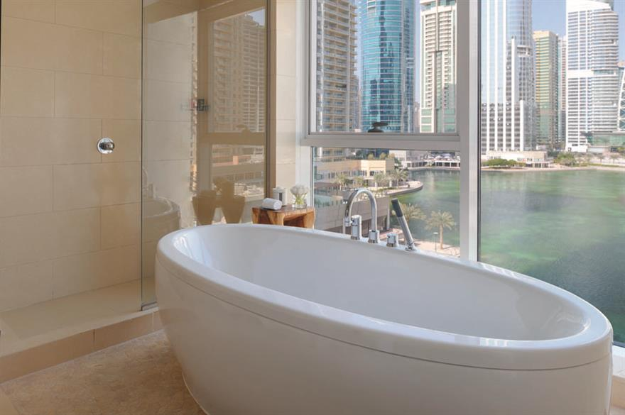 Mövenpick Hotel Jumeirah Lakes Towers is the brand's sixth Dubai property
