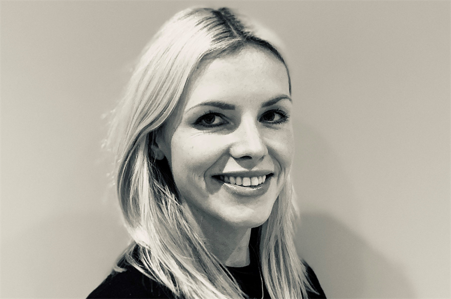 Client services director Laura Awcock