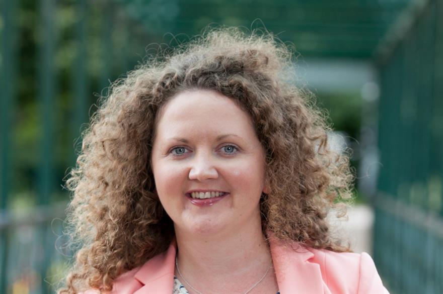 Liz Harvey from Ashfield Meetings & Events