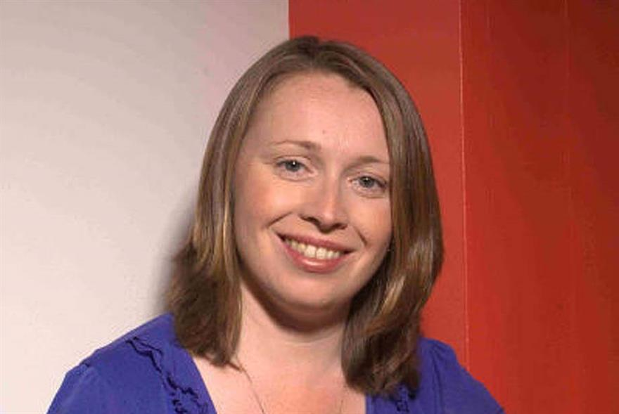 Liz Rice, MPI UK and Ireland chapter's vice-president of certification