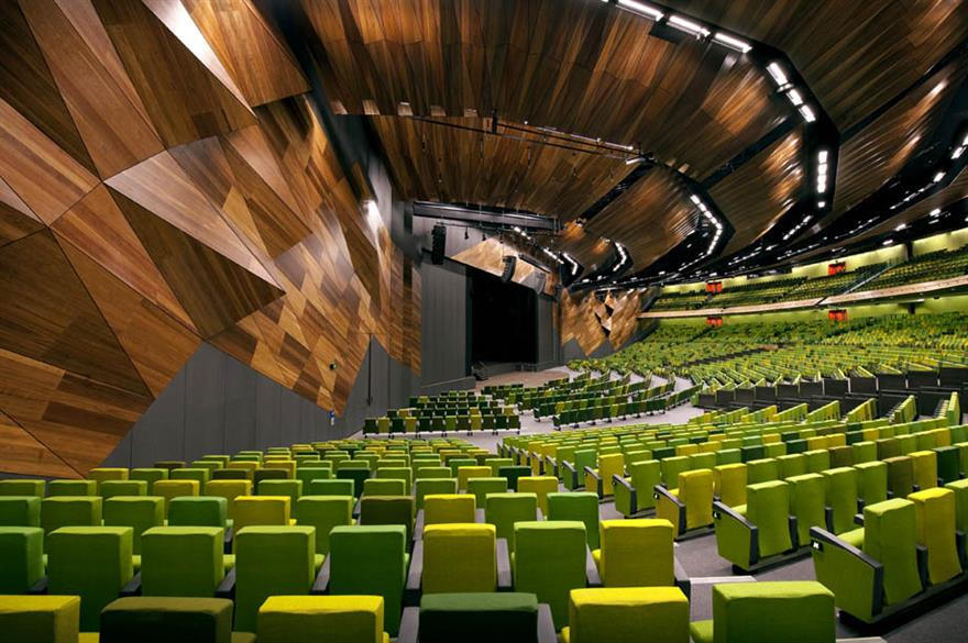 Melbourne Convention & Exhibition Centre (MCEC)
