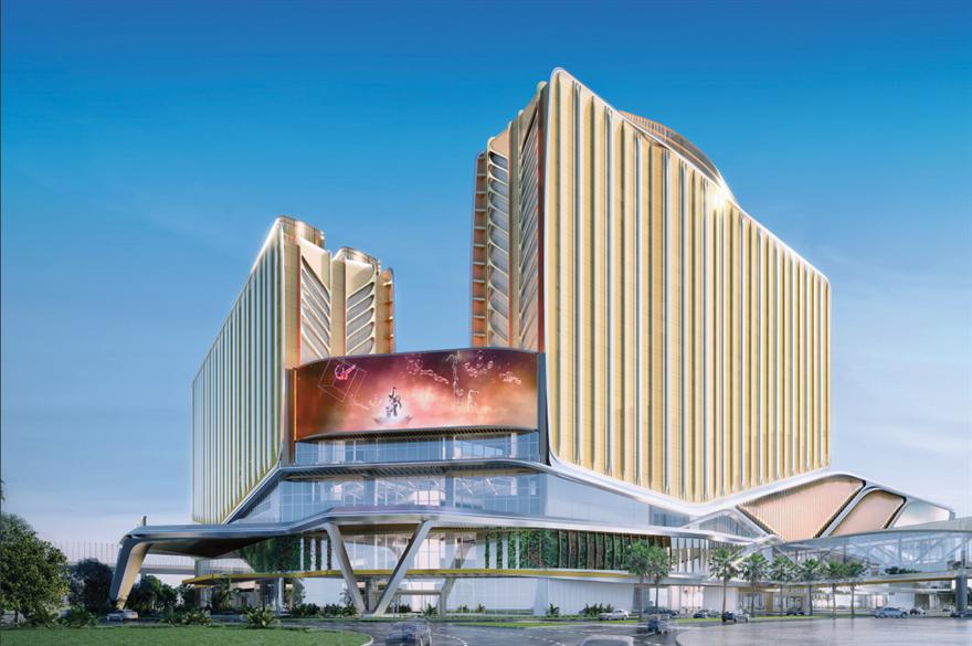 Galaxy International Convention Center, Macao