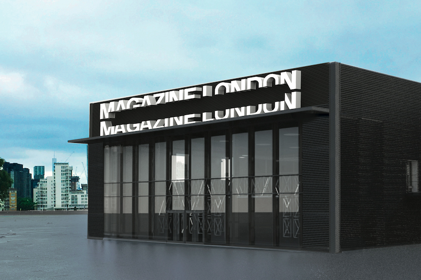 Artist's rendering of the new venue