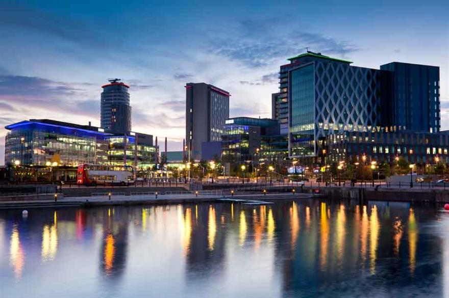 Manchester secures £61m worth of conference business for 2015