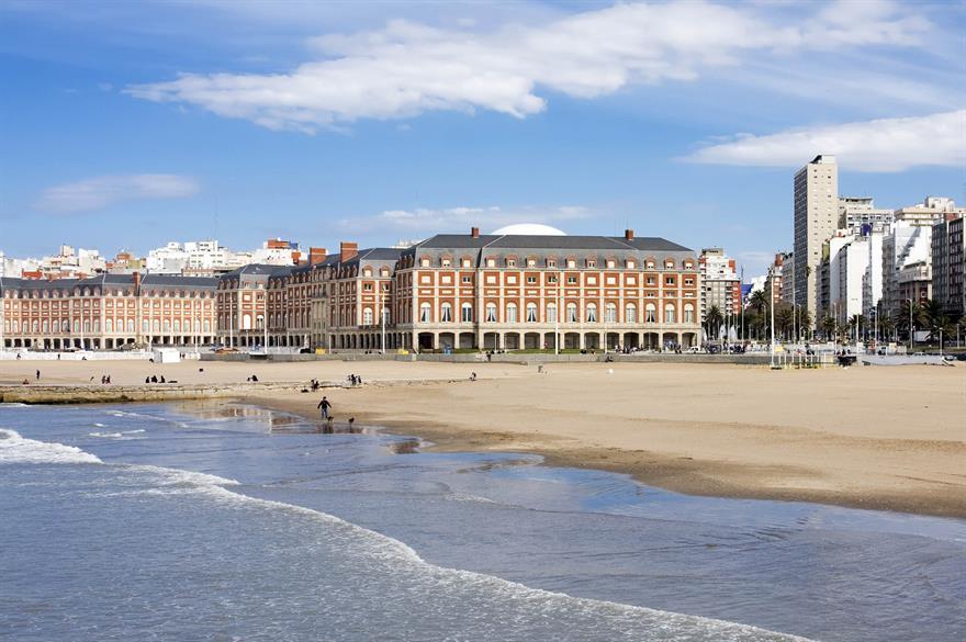 Mar Del Plata in Argentina has become a popular business travel destination
