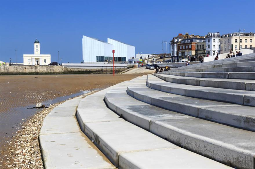 Margate will host the UKIP spring conference 2015