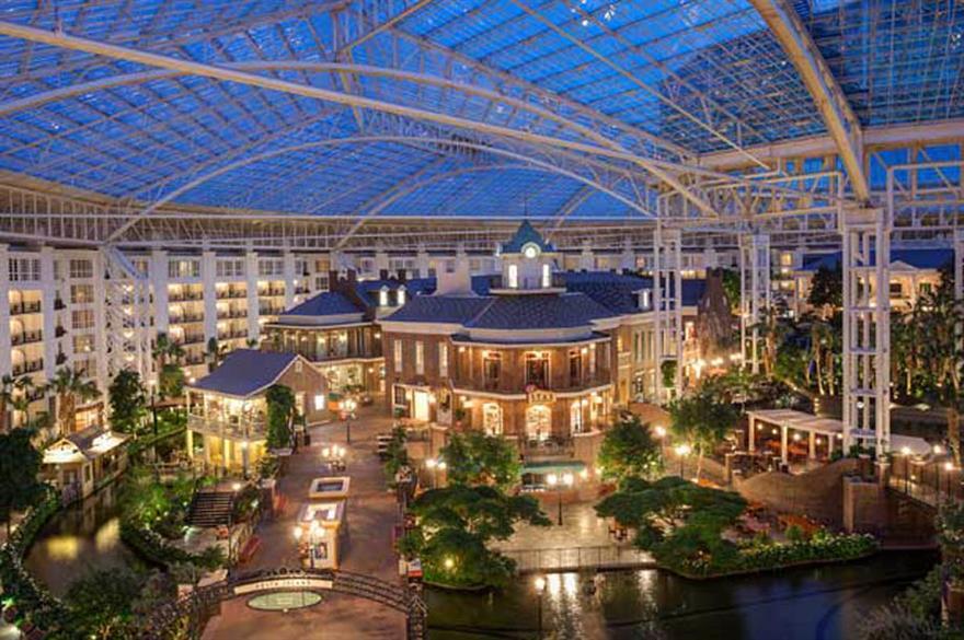 Marriot's Gaylord Opryland Resort & Convention Center, Nashville